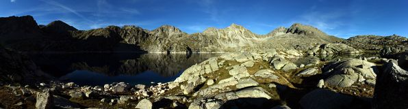 Pyrenees mountains Royalty Free Stock Photography