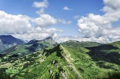 Pyrenees mountains Royalty Free Stock Image