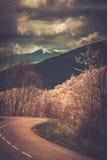 Pyrenees mountains Stock Image
