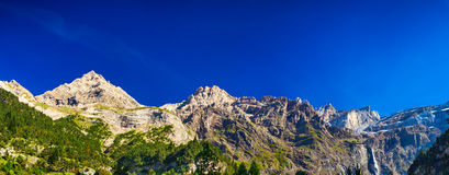 Pyrenees mountains Royalty Free Stock Photo