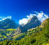 Pyrenees mountains Royalty Free Stock Photos