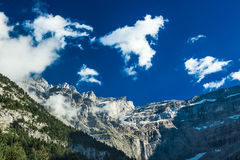 Pyrenees mountains Stock Image