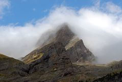 pyrenees rocks Arkivbilder