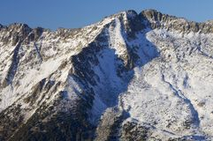 Pyrenees Royalty Free Stock Images