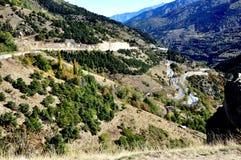 Pyrenees, Spagna Fotografie Stock