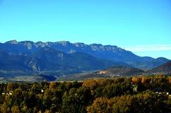 Pyrenees, Spagna Fotografie Stock Libere da Diritti