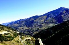 Pyrenees, Spagna Fotografia Stock Libera da Diritti