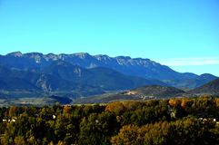 Pyrenees, Spain Royalty Free Stock Photos