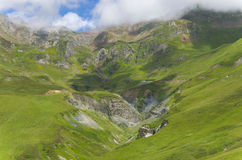 Pyrenees in summer Royalty Free Stock Photo