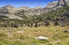 Pyrennes mountains Stock Photo