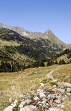 Pyrennes mountains Stock Photography