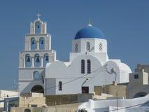 Pyrgos in Greece Stock Image