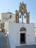 Pyrgos in Greece Royalty Free Stock Images