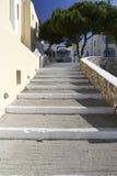 Pyrgos Santorini Royalty Free Stock Photo