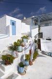 Pyrgos Santorini Royalty Free Stock Image