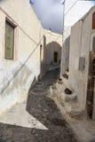 Pyrgos Santorini Royalty Free Stock Photos