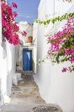 Pyrgos Santorini Royalty Free Stock Photography