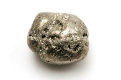 Pyrite Photographie stock libre de droits