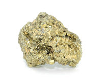 Pyrite royalty free stock image