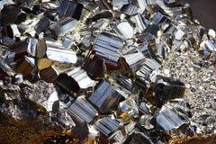 pyrite Imagem de Stock