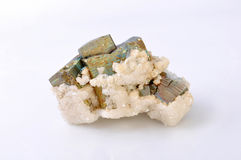 pyrite Fotos de Stock Royalty Free