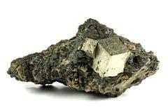 pyrite Foto de Stock