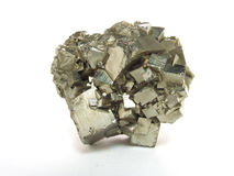 PYRITE Royalty Free Stock Photos