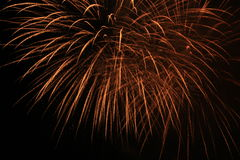 Pyrotechnics / fireworks Stock Images