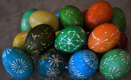 Pysanka Easter_4 de Lemko Photos stock