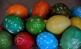 Pysanka Easter_3 di Lemko Fotografie Stock Libere da Diritti