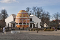 Pysanka Museum in Kolomyia, Ukraine Royalty Free Stock Photos