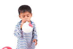 Pysvredesutbrottballong arkivfoto