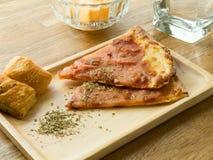 pyszna pizza Zdjęcie Stock