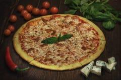 pyszna pizza Obraz Stock