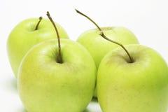 pyszny złote jabłka Zdjęcia Stock