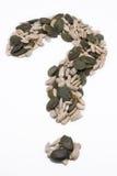 pytania oceny nasion, Obrazy Stock