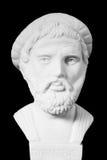Pythagoras var en viktig grekisk filosof, matematiker, ge Royaltyfri Foto