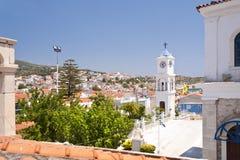 Pythagorio on Samos Stock Photos