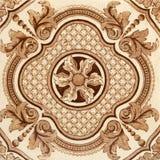 płytka estetycznej Obrazy Royalty Free
