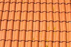 płytki dachowe stare Zdjęcie Royalty Free