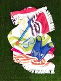 Pływacka przekładnia Obrazy Royalty Free