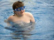 pływaczka Zdjęcia Royalty Free