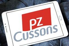 PZ Cussons品牌商标 库存照片