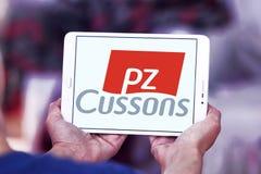 PZ Cussons品牌商标 库存图片