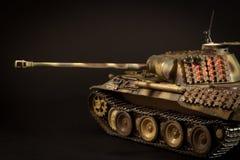Pz tedesco del carro armato Kpfw V pantera D Immagine Stock