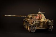 Pz tedesco del carro armato Kpfw V pantera D Immagine Stock Libera da Diritti