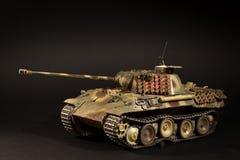 Pz tedesco del carro armato Kpfw V pantera D Fotografia Stock