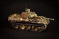 Pz tedesco del carro armato Kpfw V pantera D Fotografie Stock Libere da Diritti