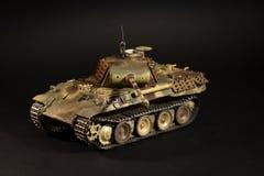 Pz tedesco del carro armato Kpfw V pantera D Fotografia Stock Libera da Diritti