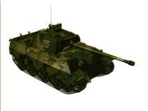 Pz-V Panther tank Stock Image